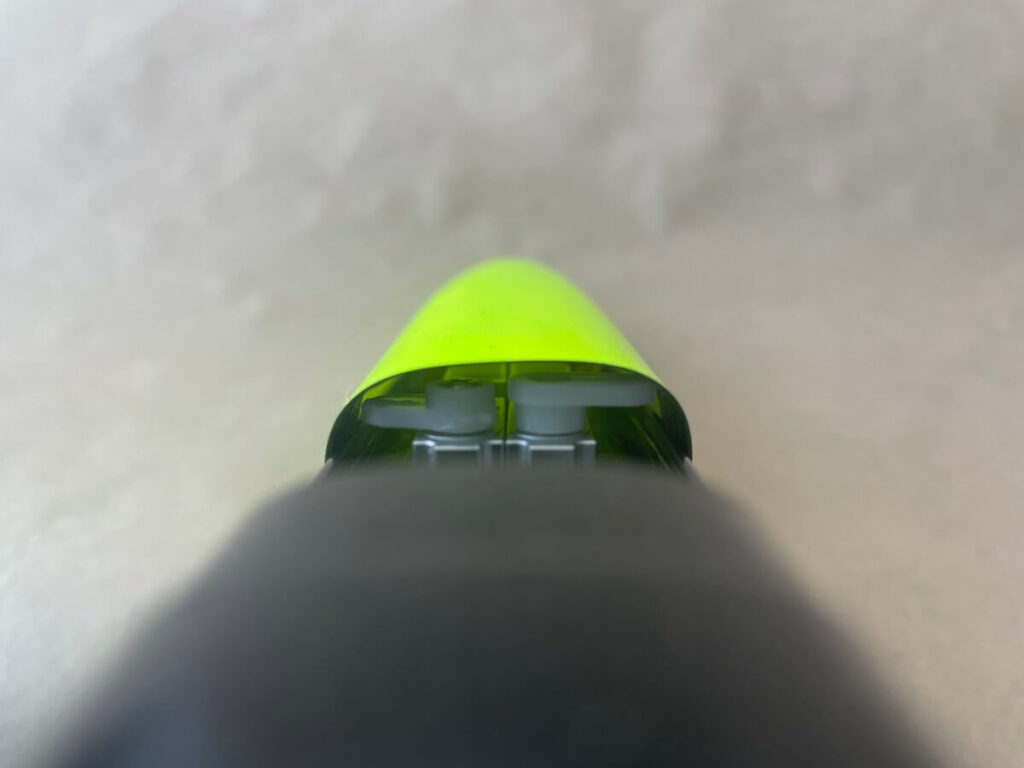 Flipped Servo Horn On KST X08 In Falcon DLG Pod