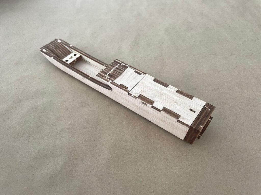 Shaka E-Fuse Build 25